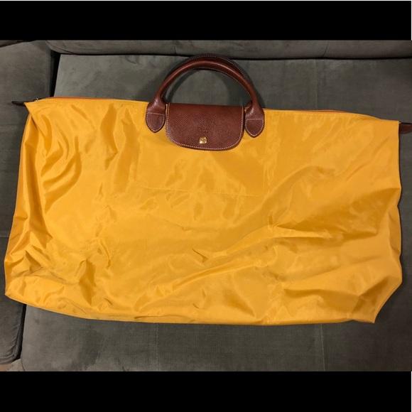 Longchamp Handbags - Longchamp Le Pliage Weekender XL Travel Bag 352a729844